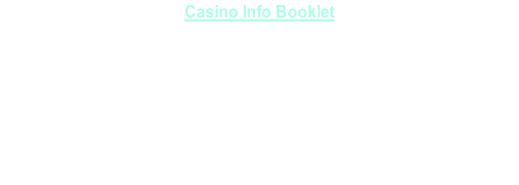 Casino Info Booklet 2016.pdf